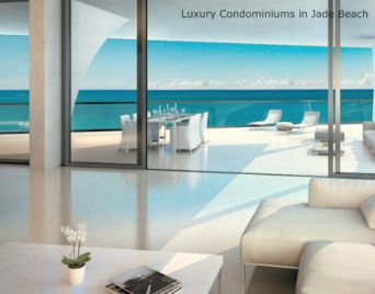 Luxury Condominiums in Jade Beach