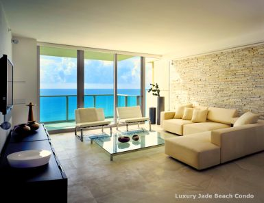 Features Jade Beach Condo