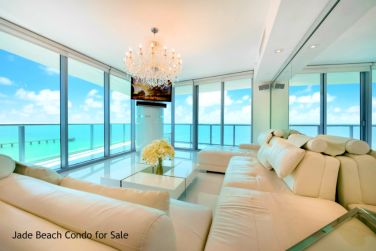 Luxury Jade Beach Condo for Sale